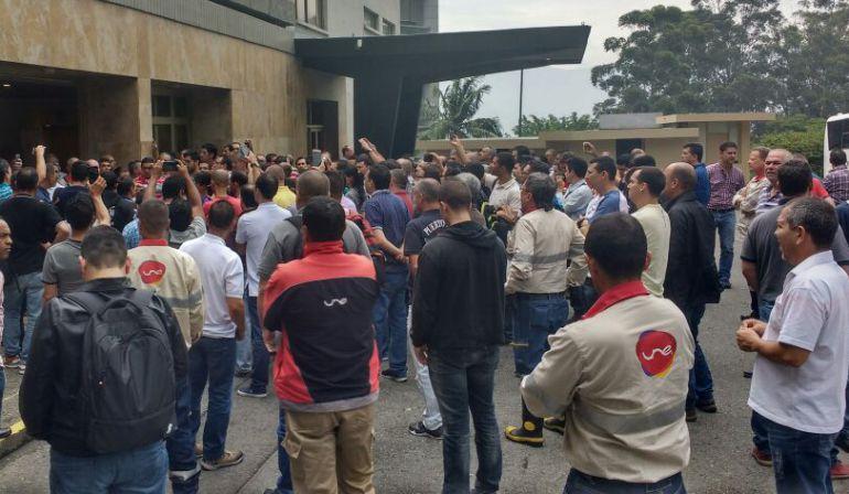 HAWEI, PERMISOS,EMPLEADOS: Huawei pide permiso para despido masivo de exempleados de UNE