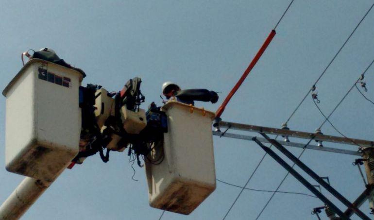 Sin energía cinco circuitos por mantenimientos en Barranquilla