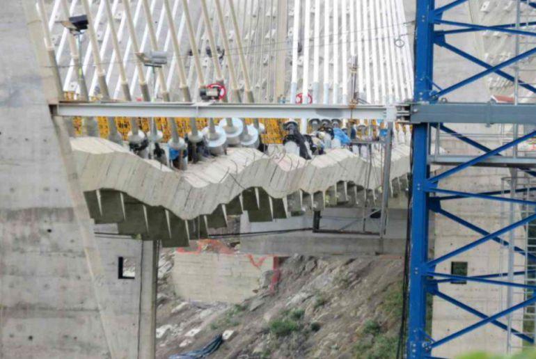 """Puente Hisgaura: """"No he sido notificada"""": Arevalo por investigación de puente Hisgaura"""