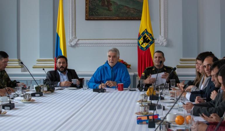 Unidad para atender disturbios: Peñalosa anuncia nueva estrategia de seguridad para evitar vandalismo
