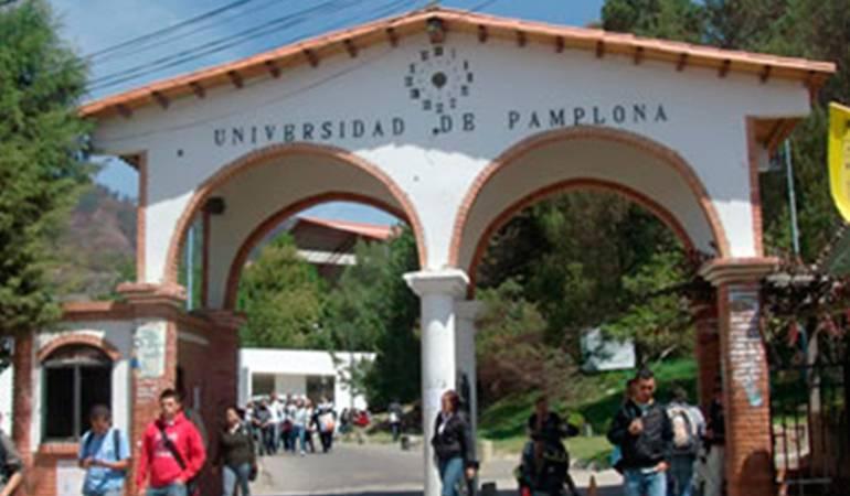 Universidad de pamplona.