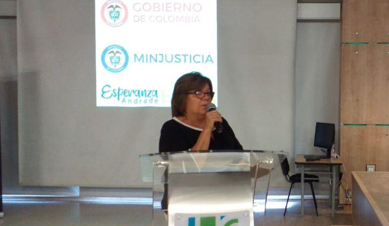 MinJusticia reitera su defensa a la reforma a la justicia