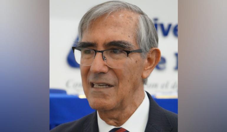 César Vallejo, rector Universidad de Ibagué