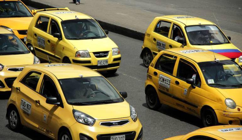 Estos serán los puntos de encuentro de la protesta de taxistas