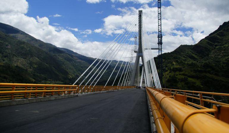 Puente Hisgaura: En 45 días se conocerá si se pone en servicio el puente Hisgaura
