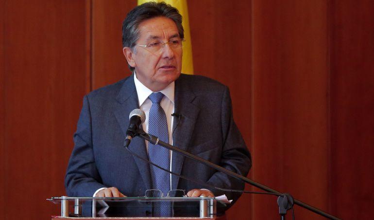 """Propios actos de terrorismo"" disturbios en Bogotá; reitera Fiscalia"