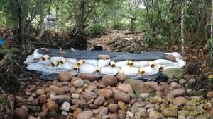 Oleoducto Boyacá: Construyen dique de mil metros tras atentado a oleoducto en Boyacá