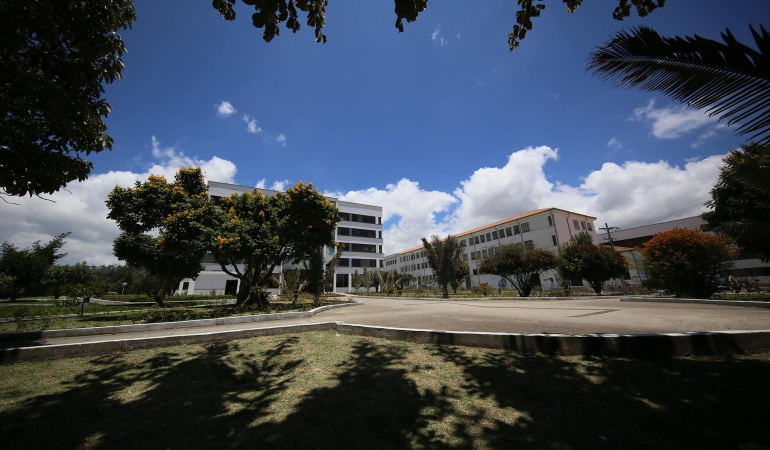 Paro universitario: Estudiantes de la Universidad UPTC arrancan ayuno en Tunja