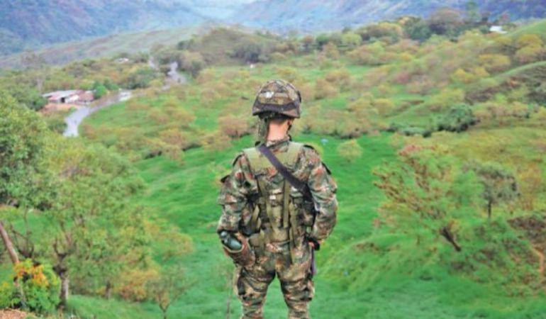 El Ejército reconoce error militar en la muerte de un líder social