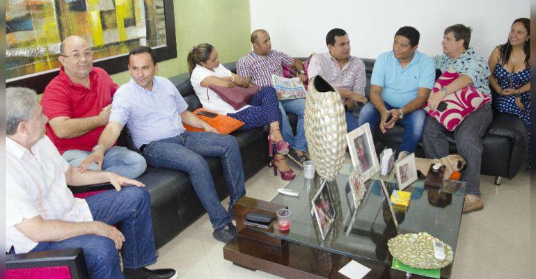 Polémica en Santa Marta por foto supuestamente adulterada por concejales