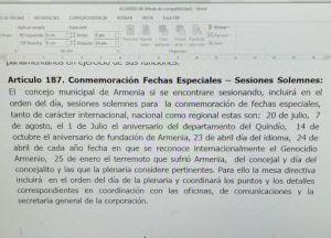 Acuerdo 08 de 2014