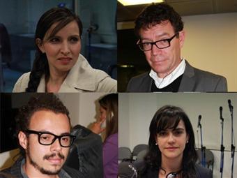 Estos son los panelistas para el debate de hoy en HORA 20
