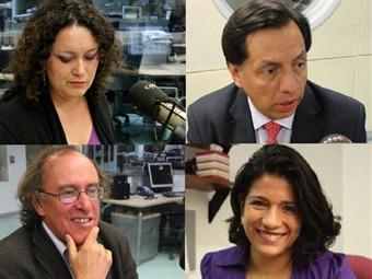Estos son los panelistas para el debate de hoy viernes en HORA 20