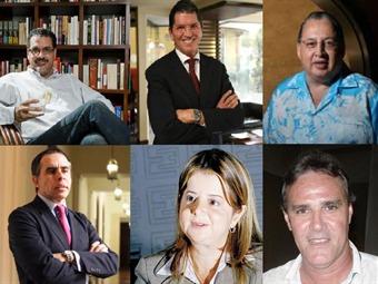 Estos son los panelistas para el debate del 11 de octubre en Hora 20