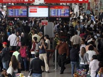 Operación aérea en Navidad no presenta mayor congestión