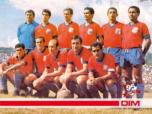 El Medellín de 1969 en El Pulso del Fútbol | Actualidad ...