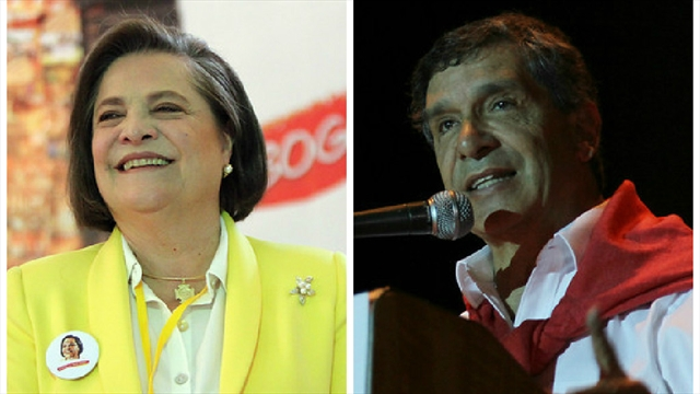 Clara López encabeza encuesta a Alcaldía de Bogotá; le sigue Rafael Pardo