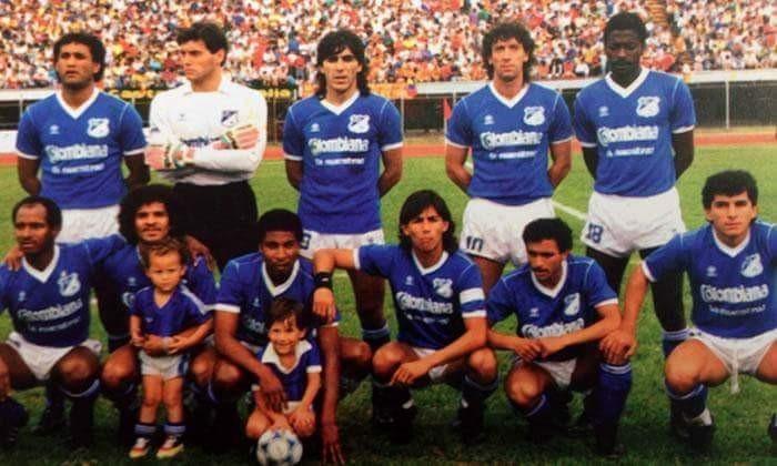 El Millonarios de 1989 en El Pulso del Fútbol