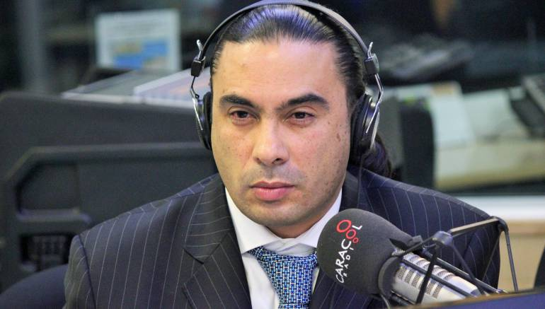 El nivel del debate raya en la agresividad: Francisco Bernate