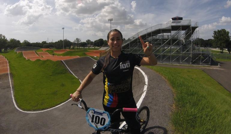 Mariana Pajón corre por los Juegos Olímpicos y por los niños de Tumaco en #ContigoAl100: El lado más generoso de Mariana Pajón