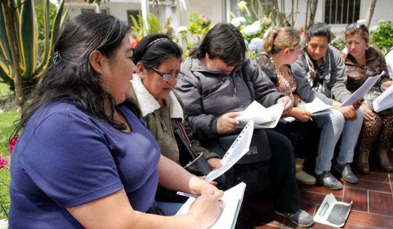 Icbf prestaciones sociales madres comunitarias: Corte ordena pagar prestaciones sociales a las madres comunitarias