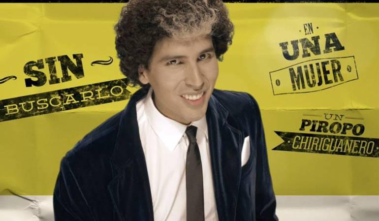 Brian Moreno interpreta a Galy Galiano en la serie 'Todo es prestao'.