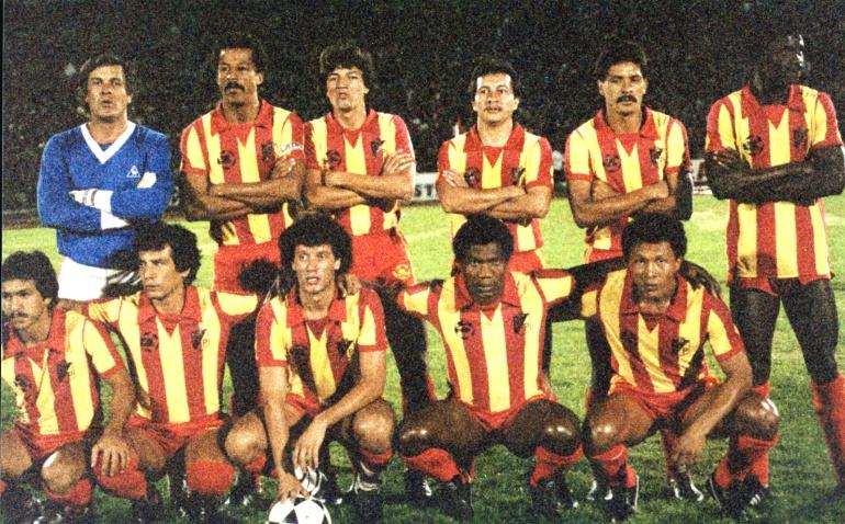 El Deportivo Pereira de 1986