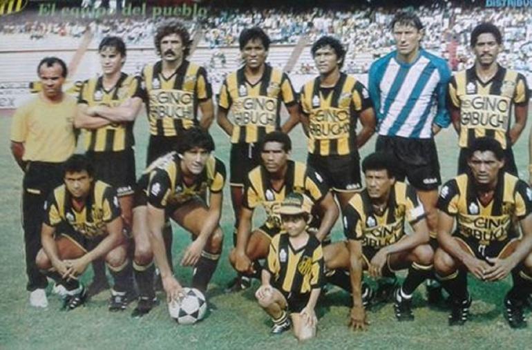El Sporting de 1988