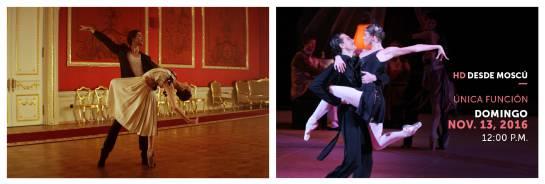 """""""La Edad de Oro"""": Tango, swing y cabaret, exclusivo del Ballet Bolshoi"""