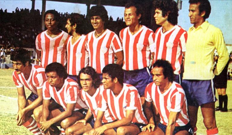 El Junior 1974