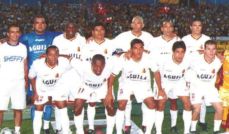 El Tolima campeón del 2003