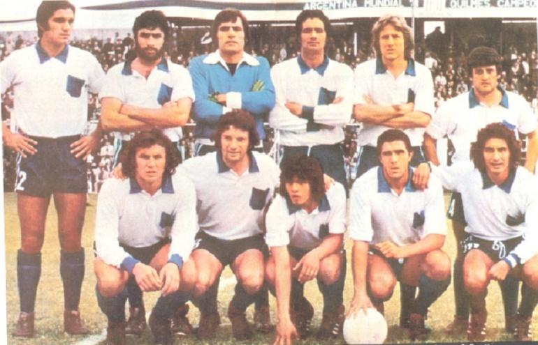 El Quilmes de 1975