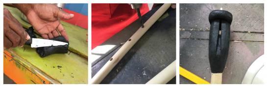 Aprenda a fabricar instrumentos tradicionales con Los Gaiteros de San Jacinto