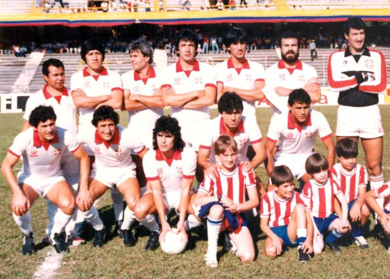 El Paraguay de 1985