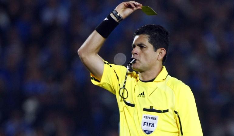 Óscar Julián Ruiz no seguirá como miembro de la Comisión de Árbitros de la FIFA