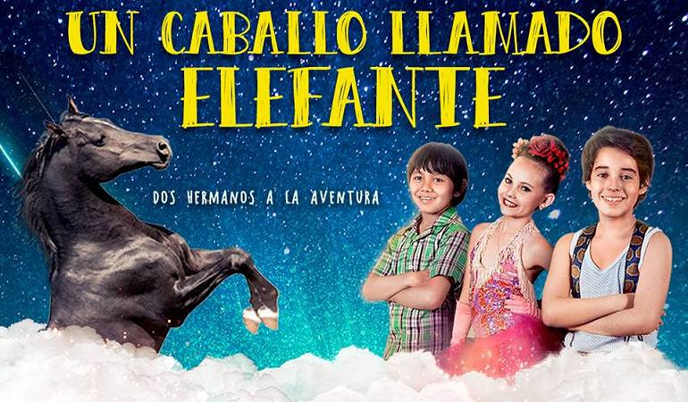 """Lo Más Caracol: El director Andrés Waissbluth y su película """"Un caballo llamado elefante"""""""