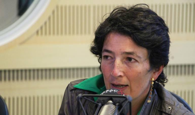 """""""La pregunta es si las mujeres han ejercido política de manera distinta a los hombres"""": Luz M. Sierra"""