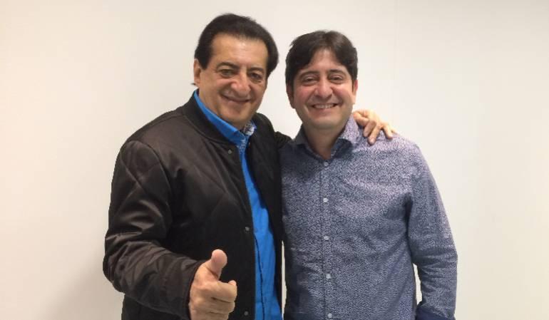Jorge Oñate, 50 años de carrera artística.