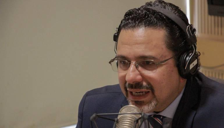 El homenaje de Miguel Ceballos a su hermana Sandra, víctima del cáncer de seno