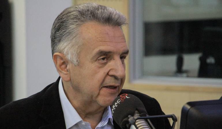 Naranjo, más un presidenciable de 2022 que un vicepresidente 2017: Lucho Garzón