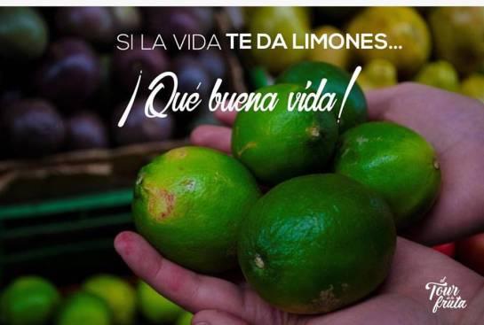 El Tour de la Fruta, la nueva forma de conocer Bogotá