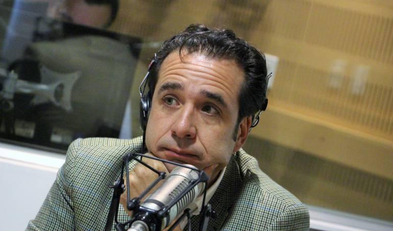 """La ley de rebaja de penas va como por """"entre un tubo"""": Juan P. Estrada"""