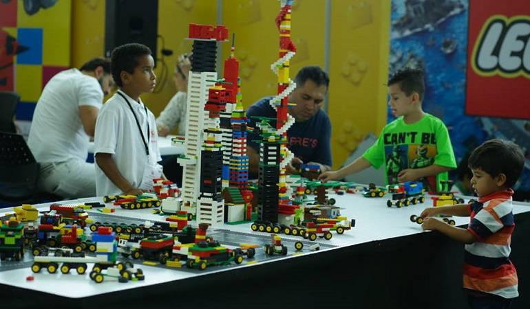 Lo Más Caracol: Comienza el 2° Lego Fun Fest en Bogotá