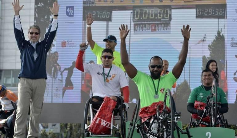 Lo Más Caracol: 6° Maratón Presta tu Pierna el 2 de abril