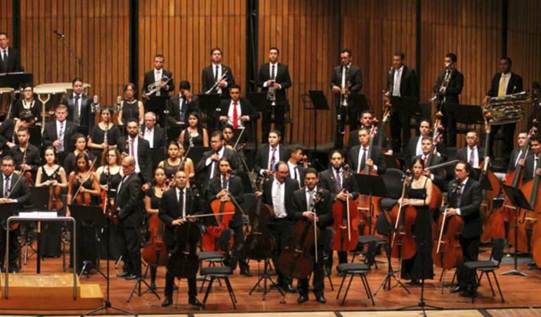 Festival de m sica cl sica de bogot progr mese con el for Musica clasica para entrenar