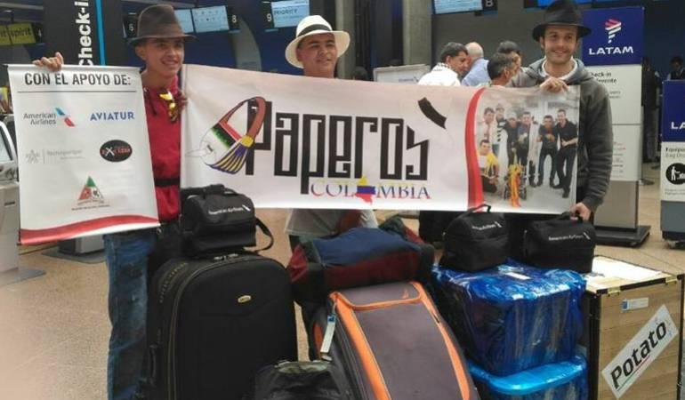 Colombianos en el Mundial de Robótica en Estados Unidos