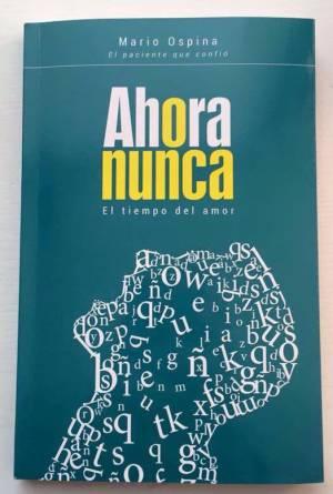 """Mario Ospina: """"Mi mayor quimioterapia es la comunión"""""""