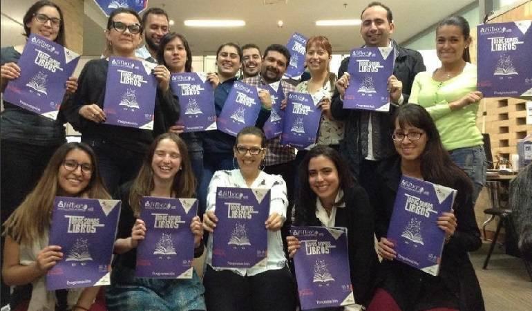 Lo Más Caracol: Un libro para celebrar la 30° Feria del Libro de Bogotá
