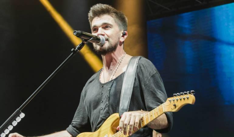 Juanes: [Video] Una noche mágica en el lanzamiento de 'Mis planes son amarte'
