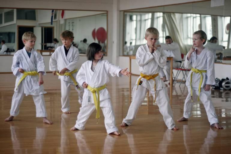 Deporte de alto impacto: El deporte de alto impacto, hace niños pequeños